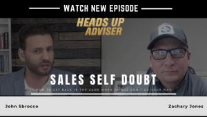 Sales Self Doubt